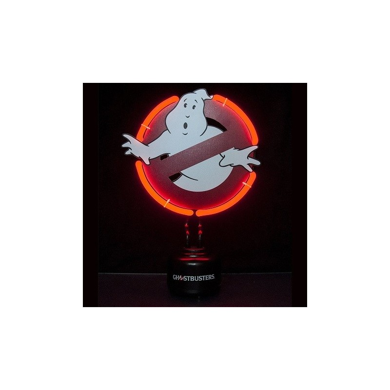 Lampe neon Ghostbusters