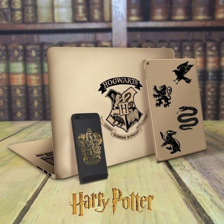 Lot de 27 Stickers Harry Potter Poudlard