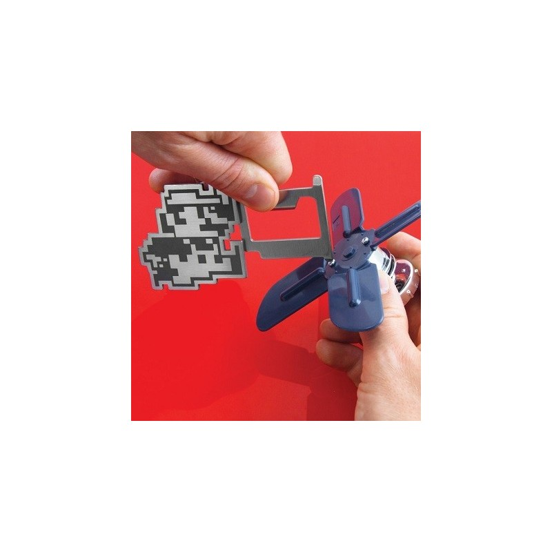 Porte-clés multifonction Super Mario