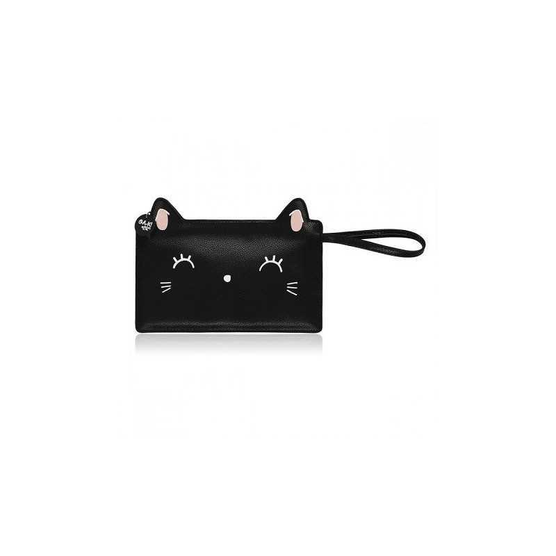 Trousse chat noir