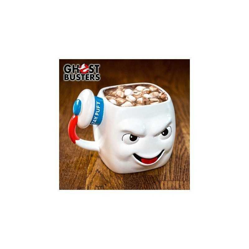 Mug 3D Ghostbusters Marshmallow le fantôme