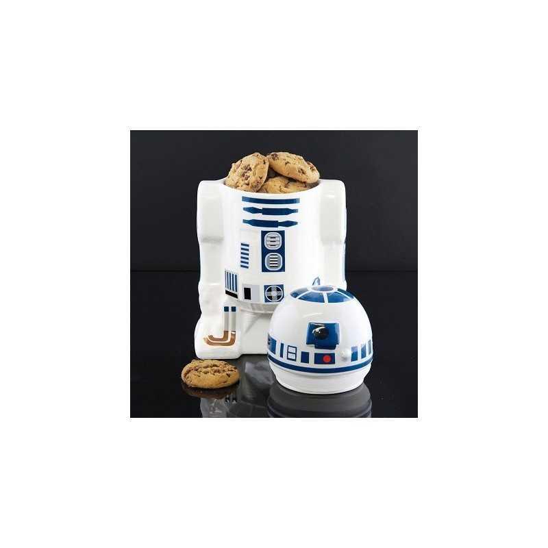 Pot à biscuits Star Wars R2D2