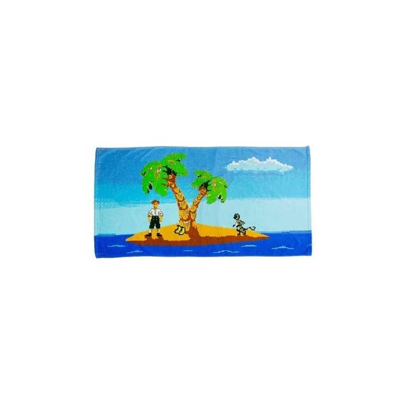 Serviette du jeu Monkey Island