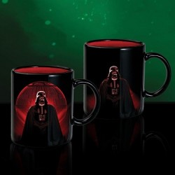 Mug thermoréactif Star Wars Rogue One étoile de la mort