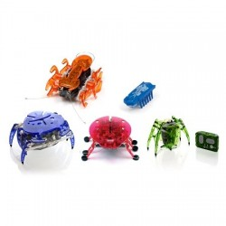 Hexbugs insectes robotique