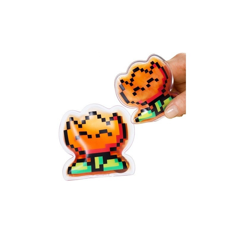 Chauffe mains fleur de feu Super Mario