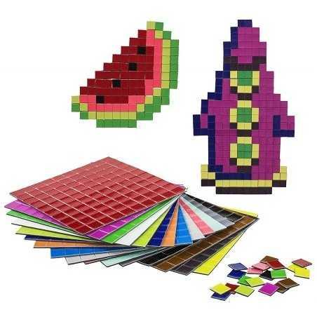 Magnets pixels de création