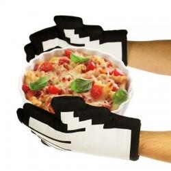 Manique main Pixelisé