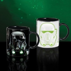 Mug thermoréactif Death Trooper Star Wars Rogue One