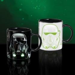 Mug thermoréactif Death Trooper Star Wars Rogue One