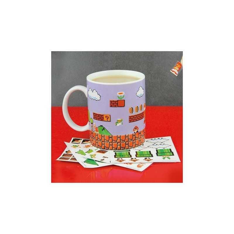 Mug Super Mario création level