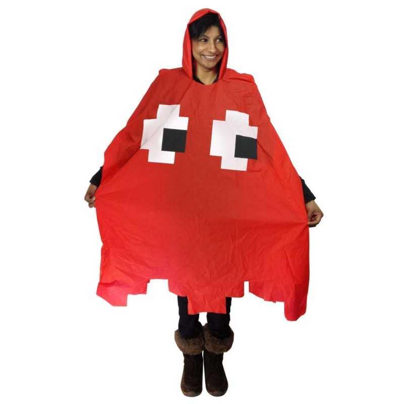 Poncho fantôme Pacman
