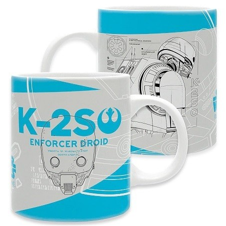 Mug One K-2SO Star Wars Rogue One