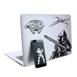 Stickers Star Wars 7