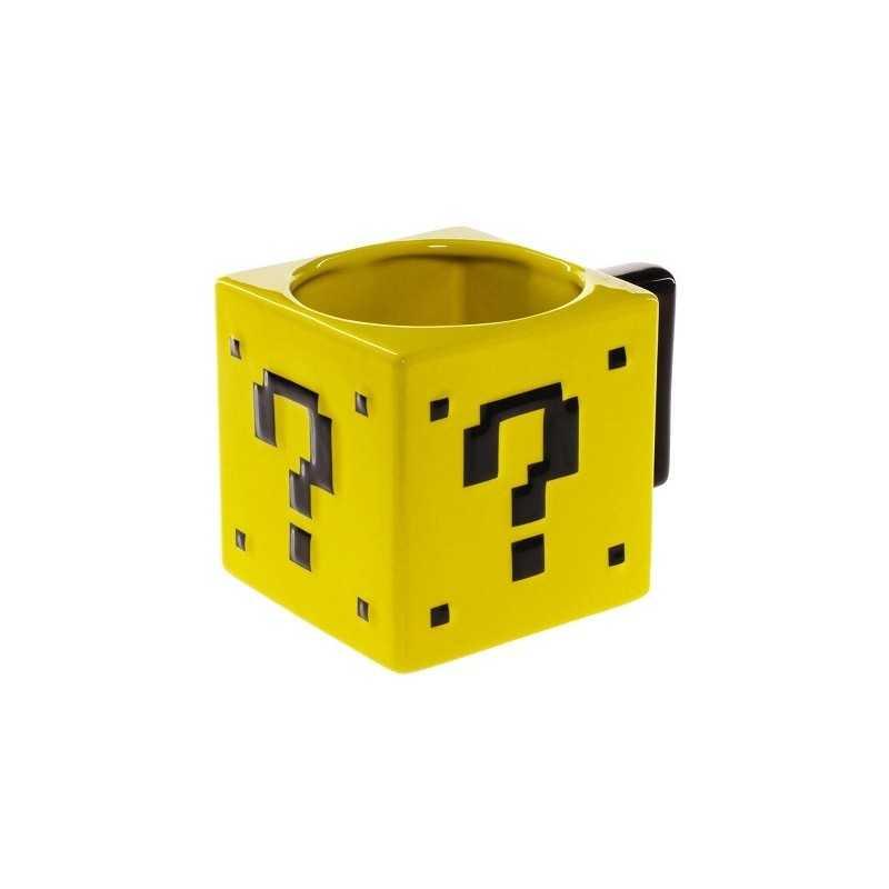 Mug bloc Question Super Mario