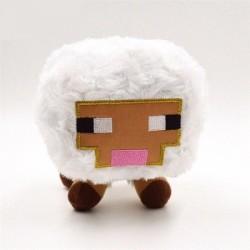 Peluche bébé mouton Minecraft