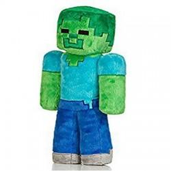 Peluche Steve Zombie Minecraft