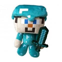 Peluche Steve Minecraft
