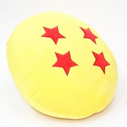 Coussin boule de cristal 4 étoiles Dragon Ball Z
