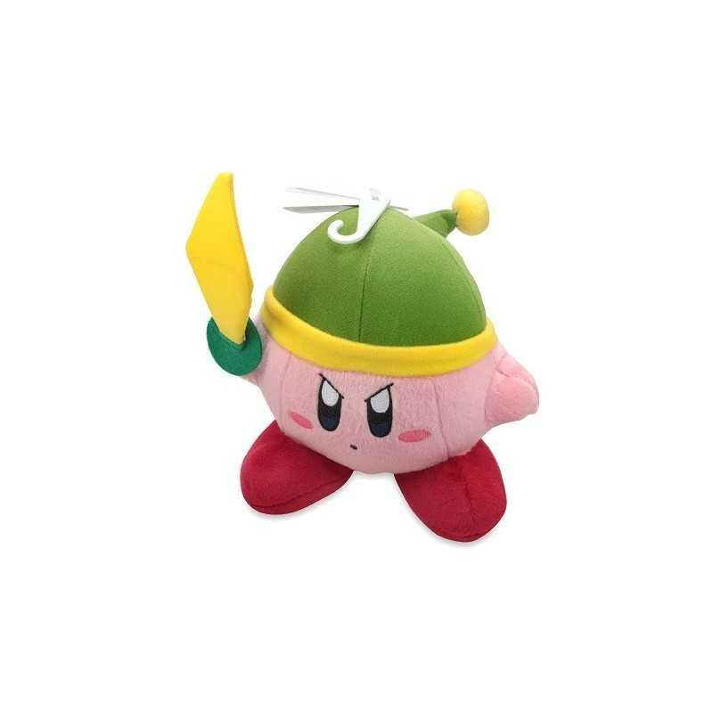 Peluche Kirby sword