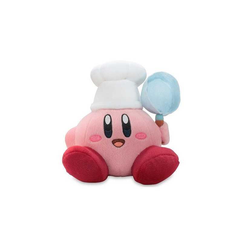 Peluche Kirby sword cook