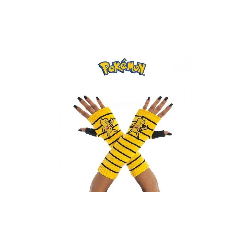 Gant sans doigts Pokemon