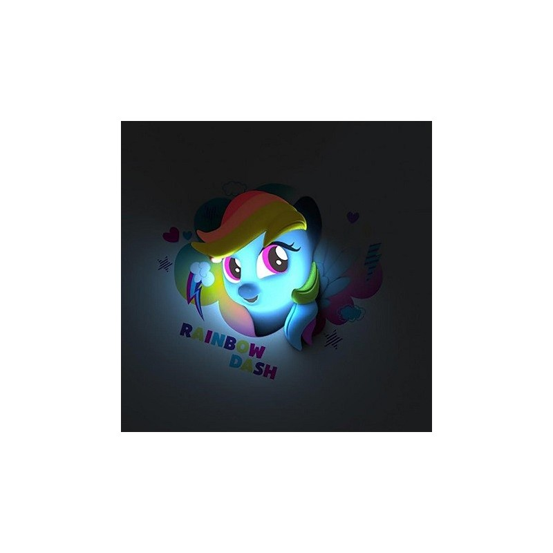 Lampe My little Pony 3D Lights