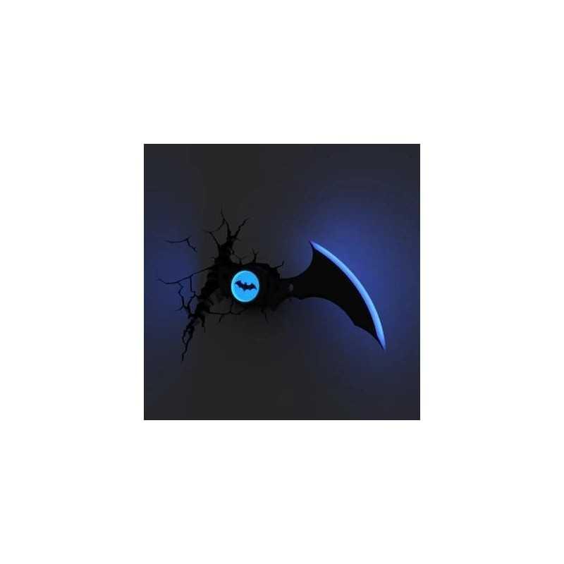 Lampe 3D Batarang Batman