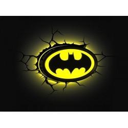 Lampe 3D logo Batman