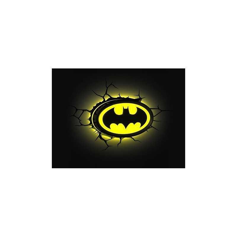 Lampe Batman 3D VenduGeek Lampe 3D Batman Lampe logo VenduGeek logo 3D FKTl31cJ