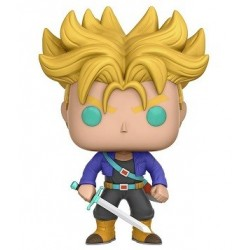 Funko Pop Mirai Trunks super sayen