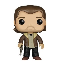 Funko Pop Rick Grimes Barbu The Walking Dead
