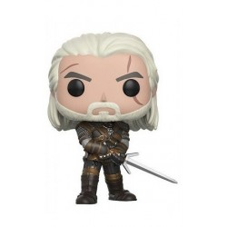 Funko Pop Geralt The Witcher 3