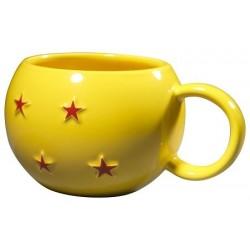 Mug 3D Boule à 4 étoiles Dragon Ball Z