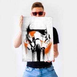Poster Métal Stormtrooper