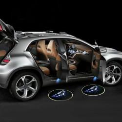 Projecteur LED porte de voiture