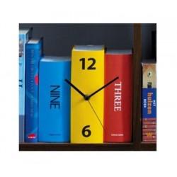 Horloge livres