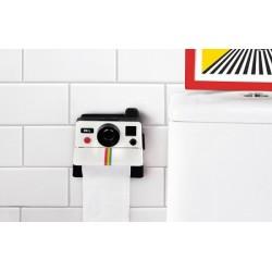Polaroid distributeur de papier toilette