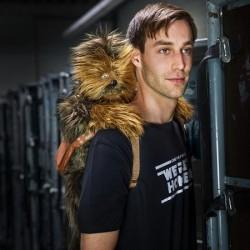 Sac à dos Star Wars Chewbacca