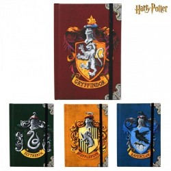 Carnet de notes Harry Potter A6 Hogwarts