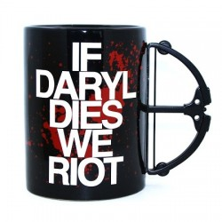 Mug If Daryl Dies We Riot