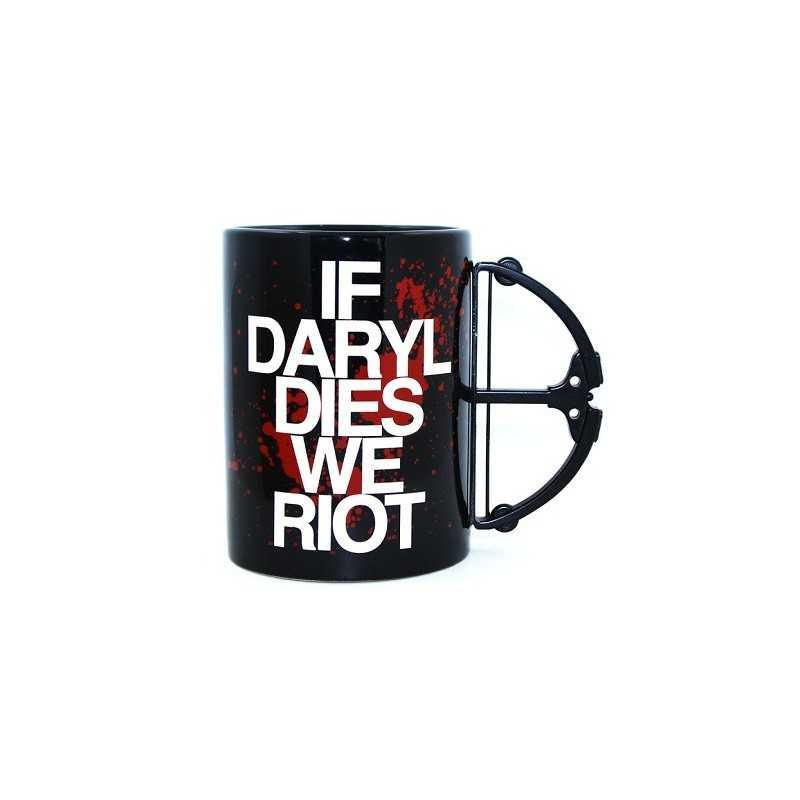 Mug If Daryl Dies We Riot