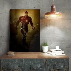 Poster Métal Iron Man