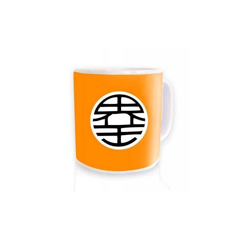Mug Dragon Ball King Kai