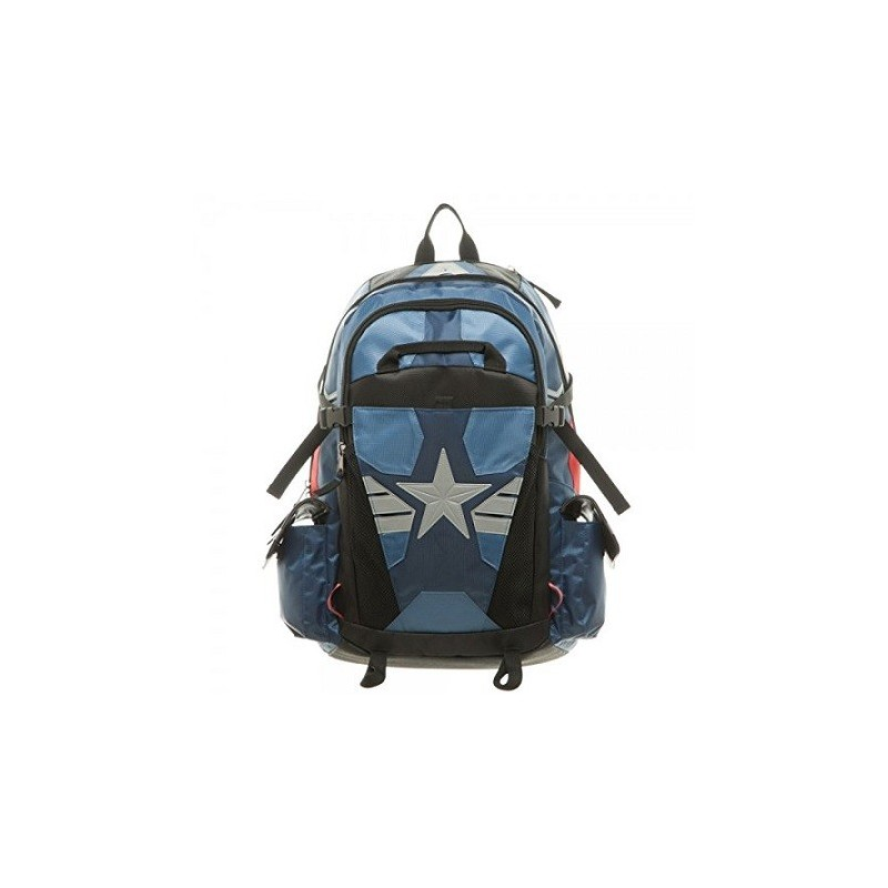 Sac à dos Marvel Captain America Suit Laptop