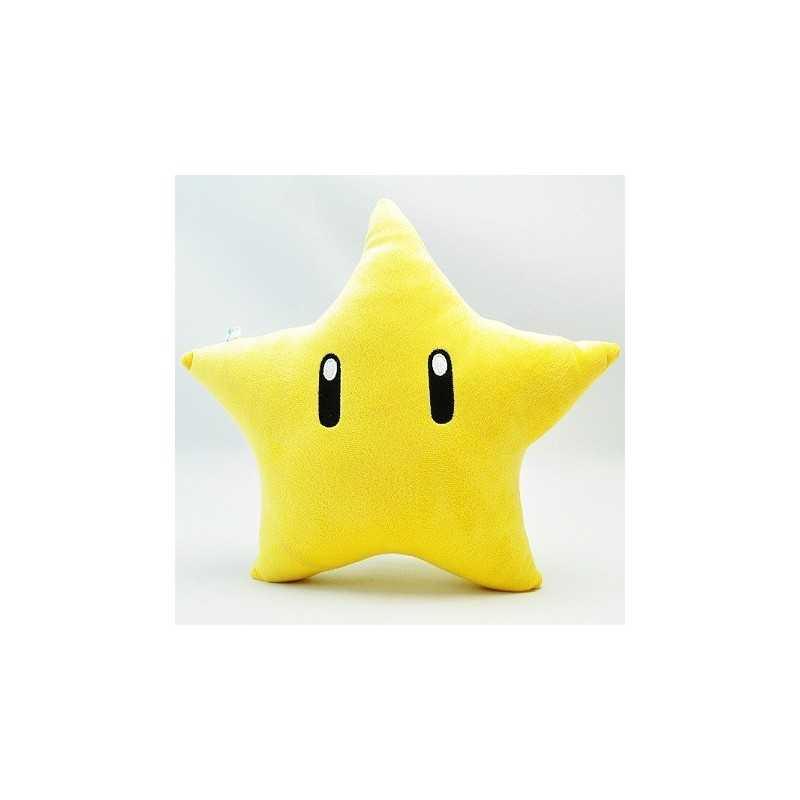 Coussin étoile Super Mario