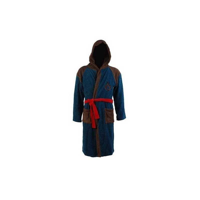 Peignoir Assassin's Creed Bleu