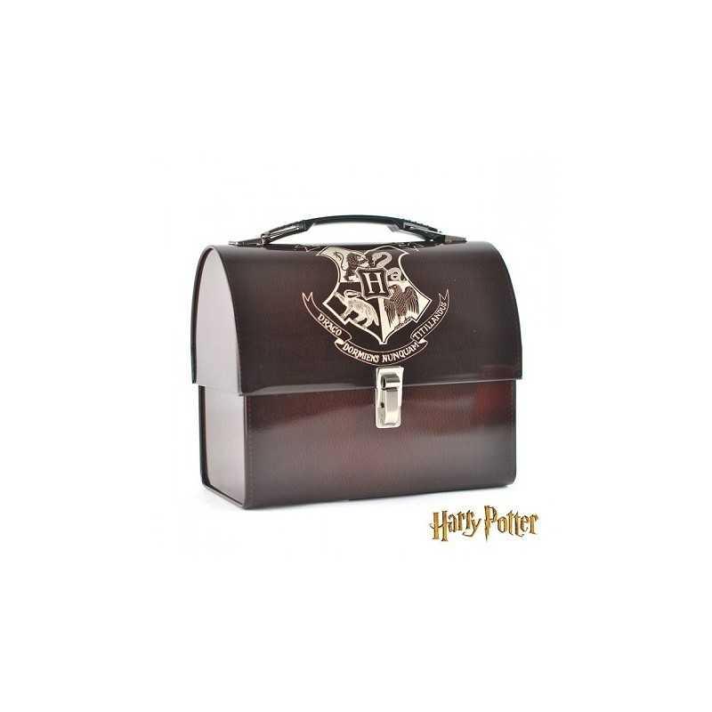 Mallette métallique Harry potter
