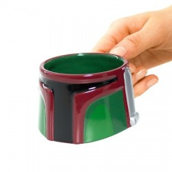 Mug 3D Boba Fett