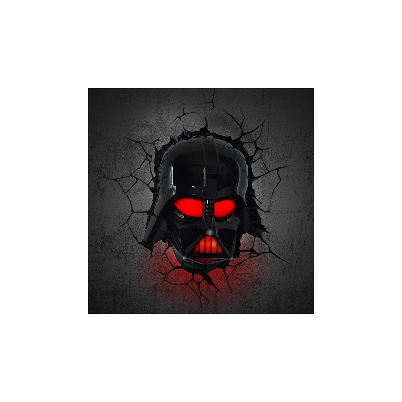 Lampe 3D Lights Star Wars Dark Vador